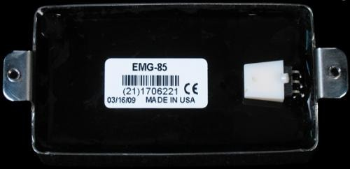 EMG 85 Active Humbucker Pickup (Chrome)