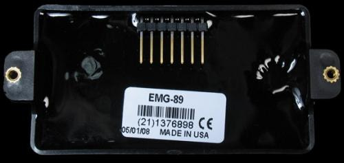 EMG 89 Split Coil Active Humbucker Pickup