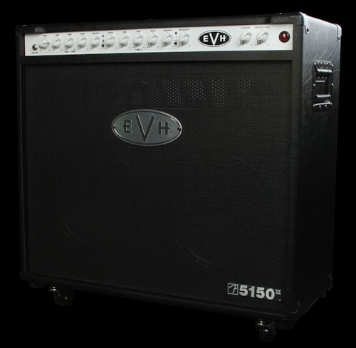 EVH 5150III 2x12 50 Watt Tube Combo Amplifier Black