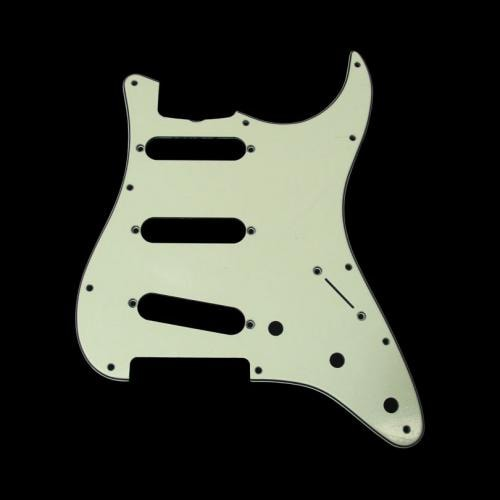 Fender® '62 Stratocaster® Pickguard (Mint Green)