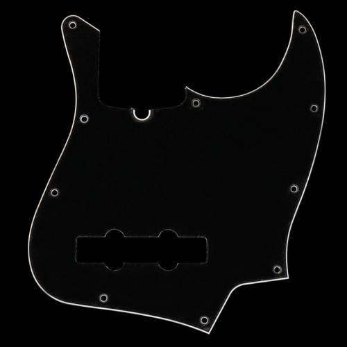 Fender Jazz Bass Pickguard (Black)