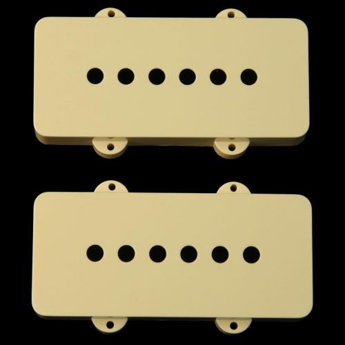 Fender® Jazzmaster™ Pickup Cover Aged White