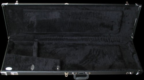 Fender® Standard Jazz Bass® Case (Black)