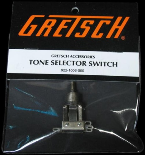 Gretsch® 3-Way Tone Selector Switch