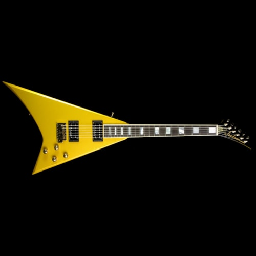 Jackson Used 2016 Jackson Custom Shop Exclusive Randy Rhoads RR 1.5 Electric Guitar Gold