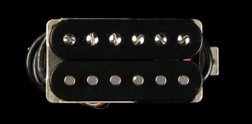 Lindy Fralin Humbucker Single Hi-Output B4 Pickup (Black)