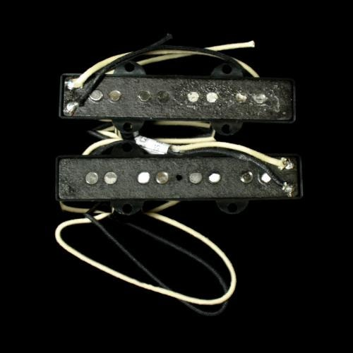 Lindy Fralin Jazz Bass® Pickup Set