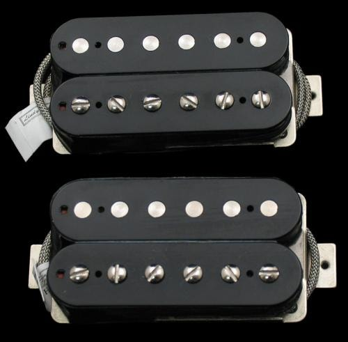 Lindy Fralin Pure PAF Humbucker Pickup Set