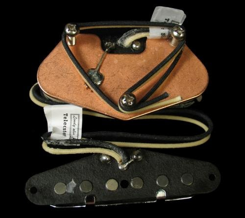 Lindy Fralin Tele® Stock Pickup Set