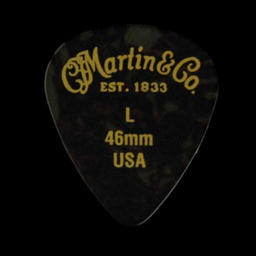 Martin Guitar Pick Pack (.46mm - Brown)