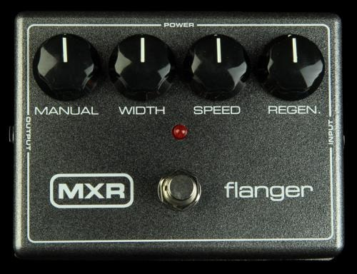 MXR M117R Flanger Effects Pedal