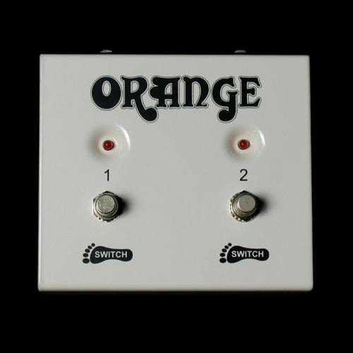 Orange FS-2 Dual Button Footswitch