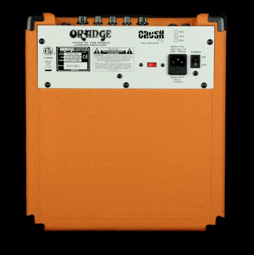 Orange Crush Pix CR25BX Combo Amplifier