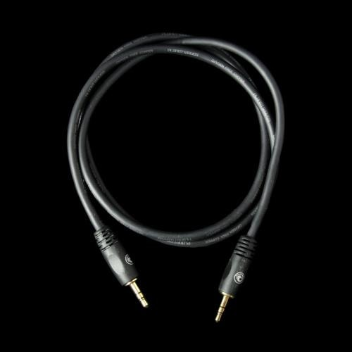 "Planet Waves 1/8"" - 1/8"" Stereo Cable (3 Foot)"