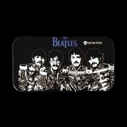 Planet Waves Beatles Sgt. Peppers Collectable Pick Tin