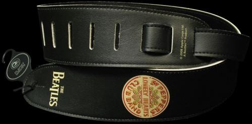 D'Addario Planet Waves Beatles Sgt. Peppers Guitar Strap