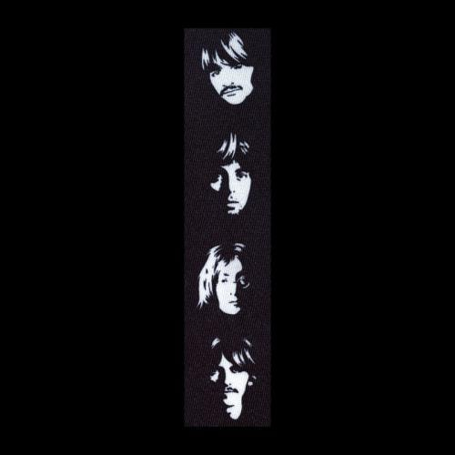 D'Addario Planet Waves Beatles White Album Guitar Strap