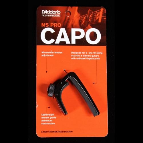 Planet Waves NS Guitar Capo