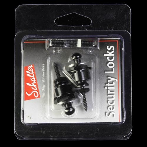 Schaller Security Strap Locks (Black)
