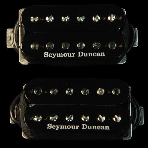 Seymour Duncan SH-18 Whole Lotta Humbucker Pickup Set (Black)