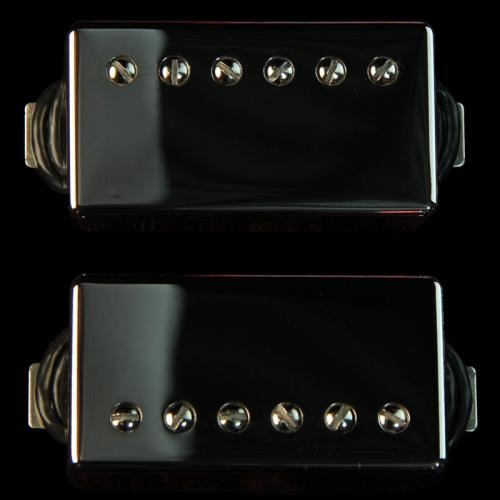 Seymour Duncan SH-18 Whole Lotta Humbucker Pickup Set Nickel