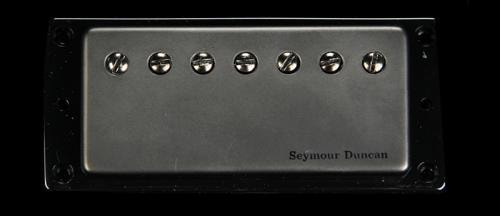 Seymour Duncan 7-String Sentient Neck Pickup Passive Mount Black Metal