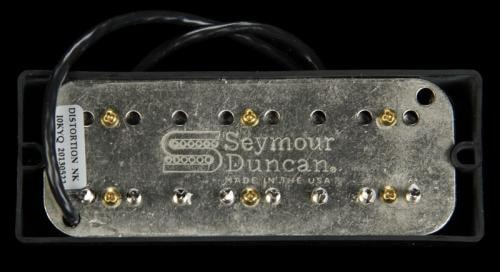 Seymour Duncan 8-String Distortion Neck Pickup Active Mount Soapbar