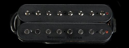 Seymour Duncan 8-String Distortion Neck Pickup Passive Mount Black