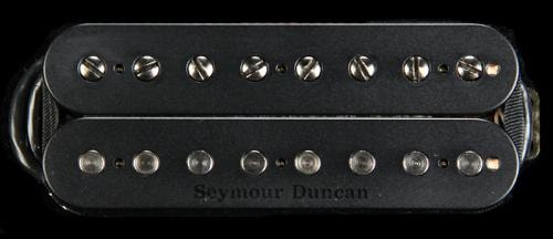 Seymour Duncan 8-String Sentient Neck Pickup Passive Mount (Black)