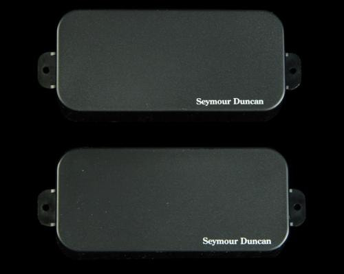 Seymour Duncan AHB-1S Blackout 7-String Active Humbucker Pickup Set