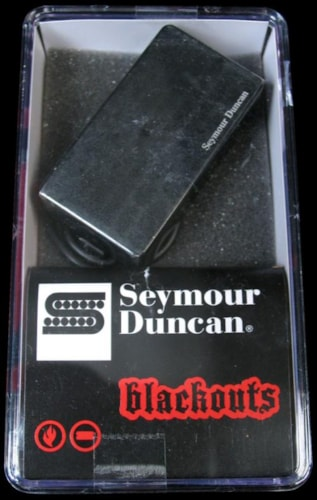 Seymour Duncan AHB-1n Blackout Active Neck Humbucker