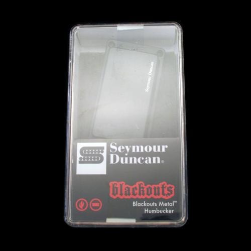 Seymour Duncan AHB-2b Blackouts Metal Bridge Humbucker