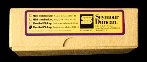 Seymour Duncan Antiquity II Firebird Bridge Pickup (Nickel)