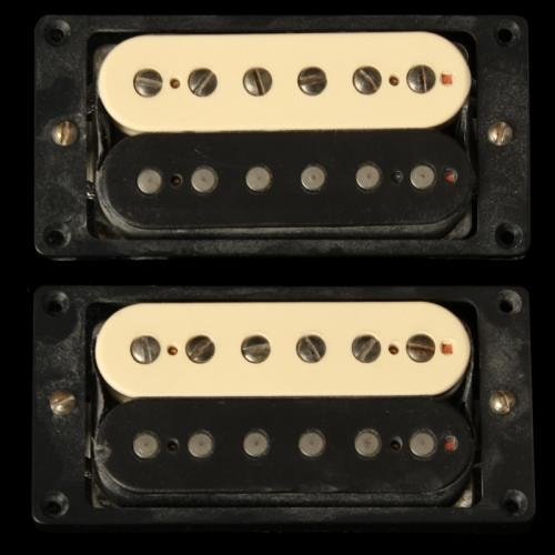 Seymour Duncan Antiquity Jazz/JB Humbucker Pickup Set (Zebra)