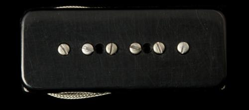 Seymour Duncan Antiquity P90 Soapbar Neck Pickup (Black)