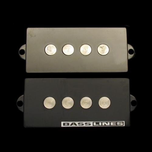Seymour Duncan Basslines Quarter-Pound for P-Bass (Black)