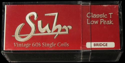 Suhr Classic T Low Peak Bridge Pickup