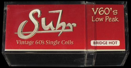 Suhr V60LP Low Peak Single-Coil Bridge Pickup