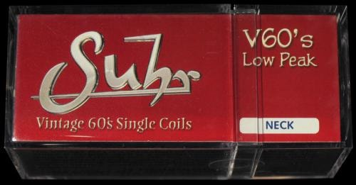 Suhr V60LP Low Peak Single-Coil Neck Pickup