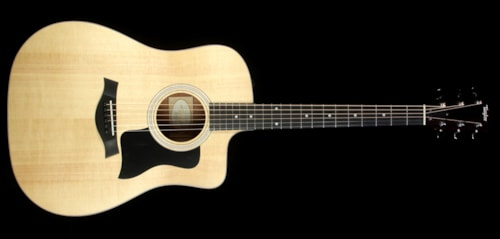 Taylor Used Taylor 110ce Dreadnought Acoustic/Electric Guitar