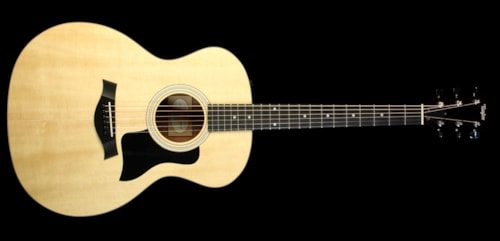 Taylor 114e Grand Auditorium Acoustic/Electric Guitar