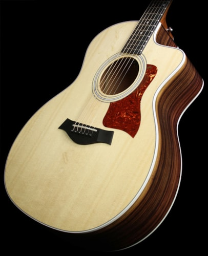 Taylor 214ce Indian Rosewood Grand Auditorium Acoustic/Electric Guitar