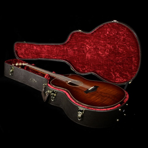 Taylor K28e Grand Orchestra Acoustic/Electric Guitar AA Top