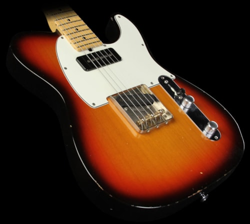 Suhr Classic T Antique Electric Guitar 3-Tone Sunburst