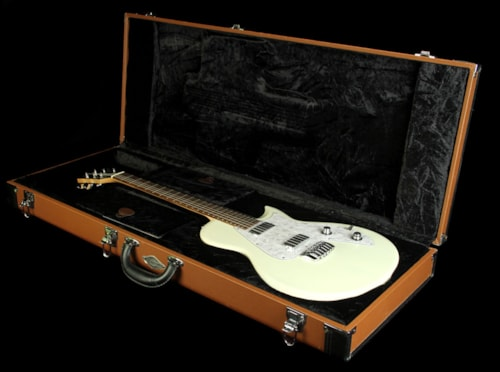 Taylor Used Taylor SB1-X Electric Guitar White Blonde