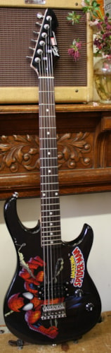2013 Peavey Marvel Rockmaster Electrics