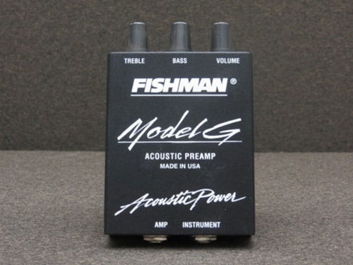 Fishman Model G  Acoustic Preamp