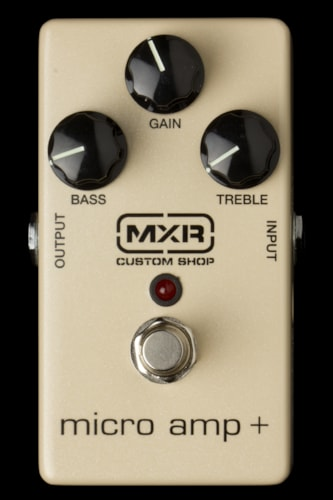 2013 MXR Custom Shop Micro Amp+
