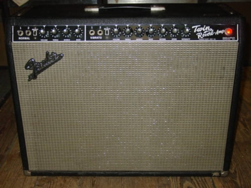 1965 Fender® Twin Reverb-Amp