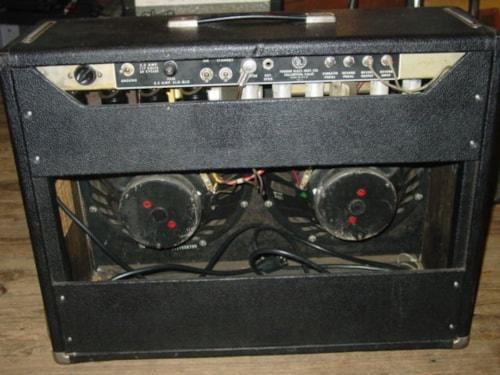 1965 Fender Twin Reverb-Amp
